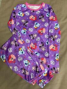 Cuddl Duds ClimateRight My Little Pony Girls Long Underwear Long Johns Medium