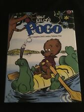 WALT KELLY'S POGO: THE COMPLETE DELL COMICS Vol. 1 Hardcover