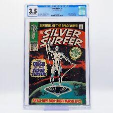 SILVER SURFER #1 CGC 3.5 - Origin of Silver Surfer