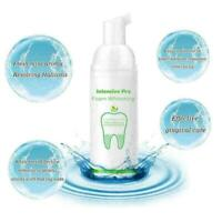 Natural Intensive Stain Remover Whitening Toothpaste Foam Toothpaste J8N4 H K3A4