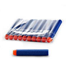 10pcs Bullet Darts Blasters For NERF N-Strike Refill Gun Kids Toys Dark Blue