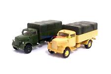 1PC 1/72 German Kfz.305 Opel Blitz Truck Plastic Kit (Color Choose) WWII Model