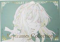 Violet Evergarden Keyframes Collection vol.1 Japan Anime Illustration Art Book