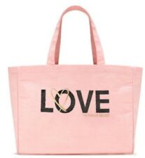 Victoria's Secret Love Limited Edition Pink Tote Bag RRP £54.99