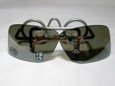 Original Oakley Double Edge Prizm Grey Polar Sunglass Replacement Lens 66mm ok24