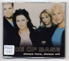 Ace Of Base CD Always Have Always Will - German 1-track promo - 563 505-2