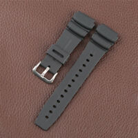 18/20/22mm Silicone Waterproof Watch Band Rubber Watchband Replacement Bracelet