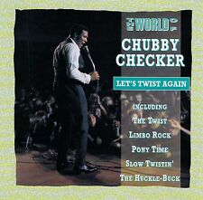 Chubby Checker: the World of Chubby Checker-LET 'S TWIST AGAIN/CD-NUOVO