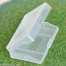 30 pcs GBA/SP Easy Setup game Cartridge Cases EASY REMOVE clear