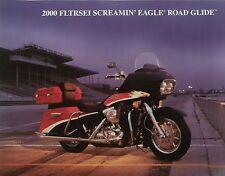 HARLEY Accessory Sheet 2000 FLTRSEI Screamin' Eagle Road Glide COLOR PHOTO