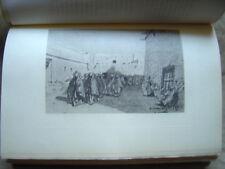 1881.GONSE. FROMENTIN.NOTES D'UN VOYAGE EN EGYPTE.1/100/ex/hollande.30 gravures.