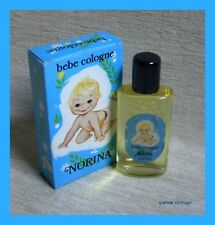 '' NORINA '' BEBE COLOGNE NIB  FOR CHILDREN 100 ml MADE IN GREECE GREEK VTG