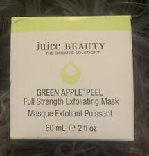 Juice Beauty Green Apple Peel Full Strength Exfoliating Mask, 2 oz SEALED NIB