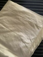 Vintage Martex King Flat Sheet White Percale Made in USA 108x102
