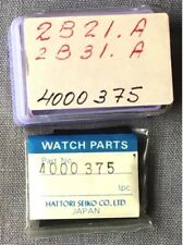 Lot NOS New Seiko 2B21A 2B31A 2B21 2B31 A 4000-375 4000375Genuine