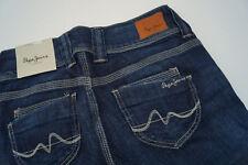 Pepe Jeans Vénus Pantalon Femmes hanche Stretch casse po 26/32 w26 l32 Stonewashed + #3