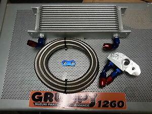 Suzuki GSX1100EFE Superbike Oil Cooler Kit