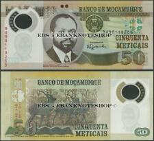 Mozambique, P150, 2017,50 mozambiqueños, UNC, Polímero-ebanknoteshop
