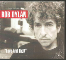"BOB DYLAN ""Love And Theft"" SACD sealed Digipak"