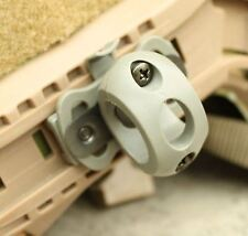 Airsoft Af Ops Green Od Fg Helmet 20mm Torch Mount Uk Crye Airframe Rail