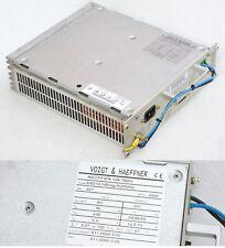VOIGT & HAEFFNER 230V > 48V POWER SUPPLY 600W 750W RECTIFIER E60/10 ELTEK
