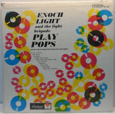 Enoch Light and The Light Bridge - Play Pops LP USA Jazz Easy Listening Diplomat