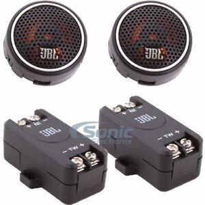 """JBL Stadium GTO 750T 3/4"""" Dome Car Audio Tweeters"""