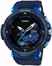 CASIO Pro Trek WSD-F30 Smart Watch Outdoor GPS Touchscreen WSD-F30-BU - New