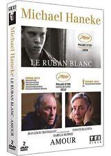 "DVD ""Michael Haneke  -Le ruban blanc + Amour"" NEUF SOUS BLISTER"