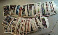1991 Topps Football NFL OVERSIZE Oddball Cards YOU PICK PART 2