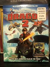 How to Train Your Dragon 2 (Blu-ray/DVD,