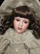 """1998 Boyds Yesterdays Child Collection #4902 """"Emily the future"""" Doll 16"""" - Nib"""