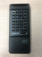 ONKYO RC-227C Remote Control Tested And Cleaned                        K8