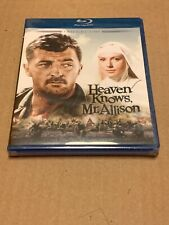 New listing Twilight Time Limited Edition Blu-Ray 'Heaven Knows, Mr. Allison' Sealed New OOP