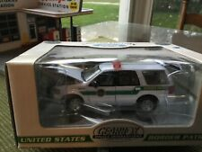 Ford Expedition, United States Border Patrol, 1:43, O Scale New in Box