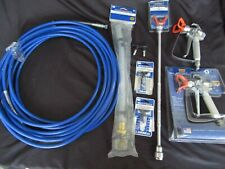 Graco Paint Equipment 9 piece Assorted Lot