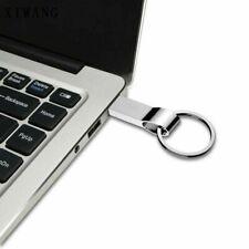32GB Metal USB Flash Pen Drive Keyring Keychain Memory Stick Storage U Disk lot