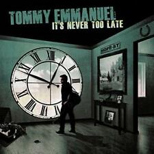 Tommy Emmanuel - It's Never Too Late (NEW CD)