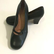 34c6df409350a Strictly comfort black leather upper size 6M