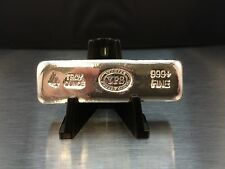 4oz Hand Poured KitKat Style 999 Silver Bullion Bar by Yeagers Poured Silver YPS