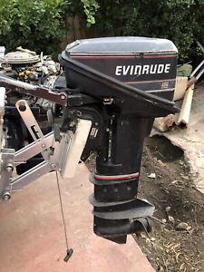 Evinrude Outboard Motor