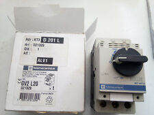Telemecanique disjoncteur magnétique GV2 L20 18A