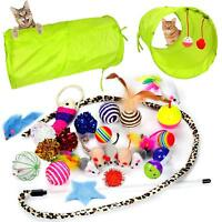 24 Pieces Cat Toys Kitten Toys Assortments GREAT VALUE