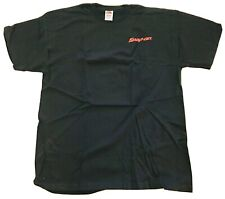NEW WITH TAGS Black SNAP ON TOOLS T Shirt Short Sleeve XL In Original Packaging