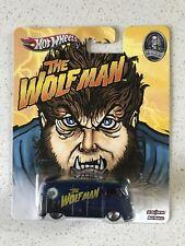 Hot Wheels 2013 Pop Culture Monsters Wolfman Volkswagen T1 Panel Bus