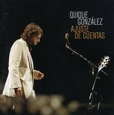 Quique Gonz lez - Ajuste de Cuentas [New CD]