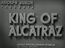KING OF ALCATRAZ (DVD) - 1938 - Gail Patrick, Lloyd Nolan