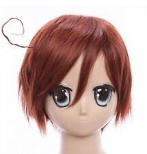 W-15 APH AXIS Power Hetalia ITALY COSPLAY Perücke WIG braun brown ANIME MANGA