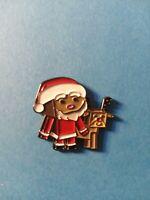 Peccy Pin - Boxman Santa Danbo with Boxman Rudolph