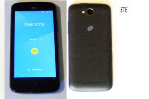ZTE Majesty Pro Z798 BL  - 8GB - Black Android 4G Smartphone  TracFone service